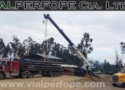 Alquiler de grÚas telescopÍcas