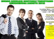 Curso 100% prÁctico auxiliar contable computarizad