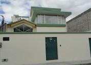 Casa en otavalo en ciudadela jacinto collahuazo