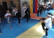 Artes marciales-defensa personal - niÑos, jovenes