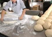 Busco trabajo como ayudante de panadería