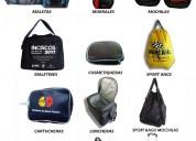 Fabrica de mochilas para empresas