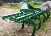 Tiller cultivador para cultivos