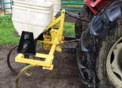 Cultivador fertilizador baldan