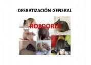 DesratizaciÓn general informes al 0999283484