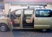 alquiler de furgonetas hyundai h1 con chofer