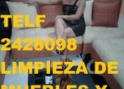 Telf 0996818473 limpieza de muebles colchones