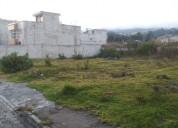 Vendo lote de terreno en una ciudadela de otavalo