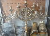 Venta de candelabros judíos de bronce guayaquil