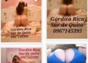 Leonela 0967145395 senos y cola exuberantes $30.