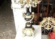Venta de candelabro italiano de bronce guayaquil