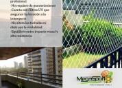 Mallas y redes de nylon para Áreas deportivas