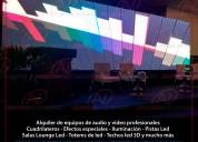 alquiler de pantallas de led gigantes
