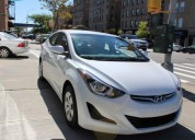 Hyundai elantra se 2016 model full options