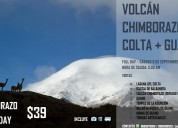 Gran excursiÓn al volcÁn chimborazo
