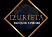 Traducciones - precios competitivos y garantia