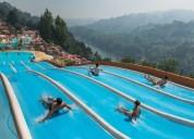 Parques acuÁticos e infantiles!!