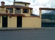 Se vende una casa en cotacachi sector quiroga