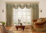 Confeccion de cortinas para todo espacio