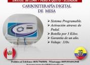 Venta de carboxiterapia digital profesional