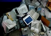Compramos tu chatarra electrónica