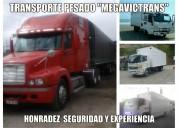 Camiones de alquiler para viajes a nivel nacional