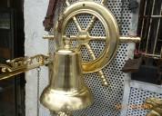 Venta de campanas grandes con timón en ecuador