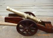 Venta de cañones de bronce y base en ecuador