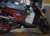 Moto scooters fatty,casi nueva.por calamidad $1300
