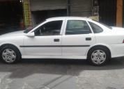 Vendo auto chevrolet vectra año 2002
