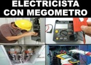 Electricista alto voltaje recidencial 24 horas