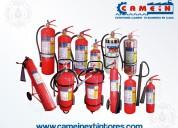 Extintores camein predexe