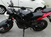Moto ranger deportiva 250cc