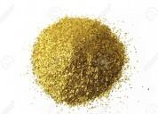 Oro- oro vendo es de rio y mina  ley 890 por mayor
