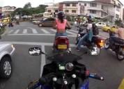 Lecciones particulares de conducción de motociclet