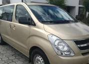Alquilo furgoneta hyundai h1 para viajes famiiares