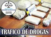 Abogado delito de drogas quito bajos costos