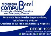 Curso en compu betel: aprenda como desarrollar su propia empresa
