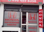 Repuestos honda quito