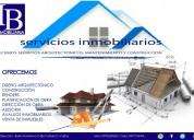 Diseño y ejecución de proyectos arquitectónicos