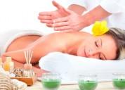 Masajes descontracturantes, terapeuticos y relajan