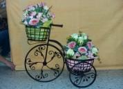 Arreglo florales estilo vintage