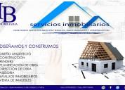 DiseÑo arquitectÓnico y construcciÓn de casas