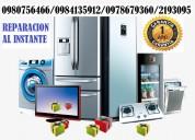 0980756466 electrodomesticos daÑados??