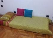 Comparto habitación con srta sola e independiente