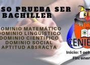 Curso ingreso universidad preparacion prueba senescyt (enes)