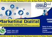 Curso de marketing digital en sangolquí