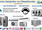 Mantenimiento de aires acondicionado/ venta