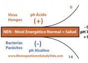 Biomagnetismo en quito - 1 hora de terapia