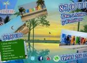 Paquetes de turismo a manta - sangolqui